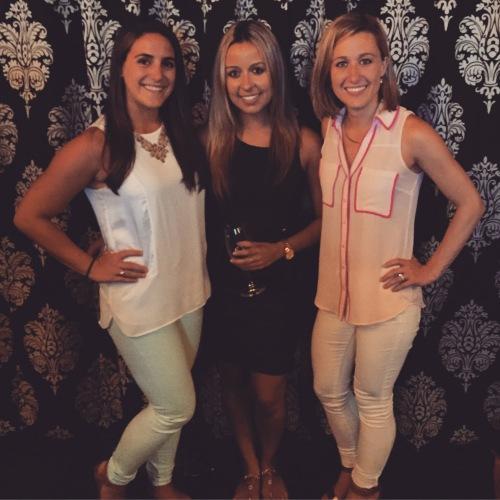 Alyssa, Jess, & Me!