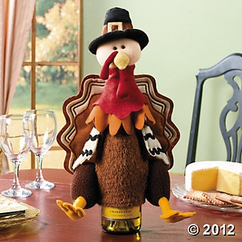 turkey wine bottle