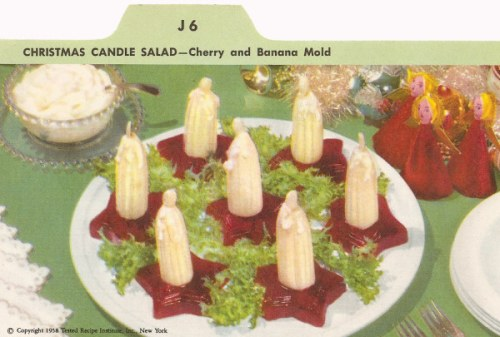Vintage Holiday Recipe