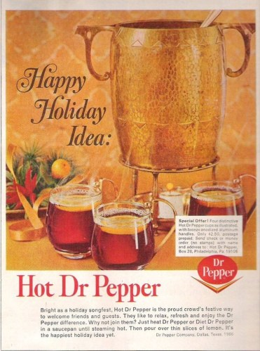 Vintage Holiday Recipes