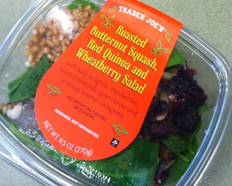 TJ's salad
