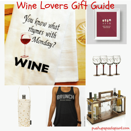 Wine Lovers Gift Guide