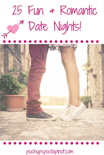 25 fun and romantic date night ideas
