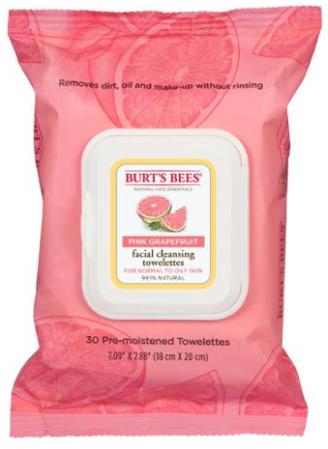 burt's bees facial wipes