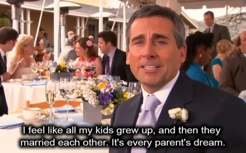 Michael Scott The Office quote