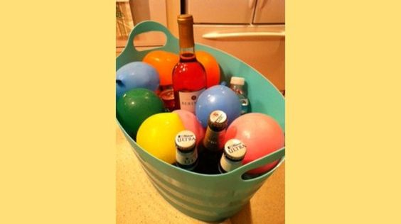 party beverages